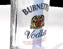 Burnett's Bottle Riser