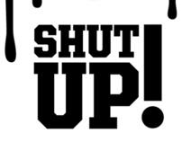 SHUT UP! Packaging