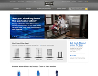 Water Filtration Redesign