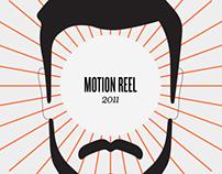 Motion Reel 2011