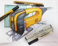 Hand Sketches / Doodling