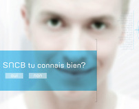 NMBS-SNCB // Création d'une interface