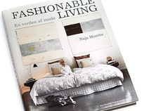 """Images for the book """"Fashionable Living"""" by Naja Munthe"""