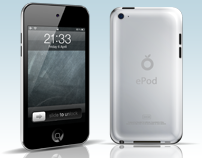 ePod Touch 4g Mock Up