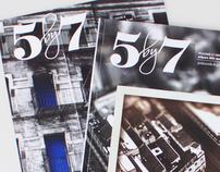 5 by 7  Magazine