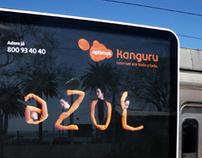 Wearable Letterform for Kangurus