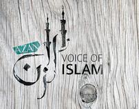 Azan. Voice of Islam.