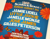Giant Step - SummerStage - Central Park