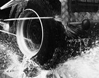 Wheelwash // Branding