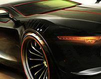 Milton Motors Concept Car
