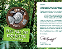 The Body Shop's President Mailer