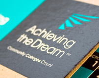 Achieving the Dream - Graphic Identity