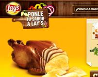Ponle tu sabor a Lay's [Rep. Dominicana/Guatemala]