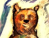 Illustrating... Bears