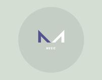 Make Music - Logo Mockups