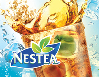 Nestea Outdoor Campaign