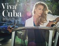 """""""Viva Cuba"""" - editorial in 23magazine.com"""