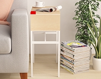 WAHS Side table
