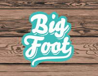 Big foot ice cream
