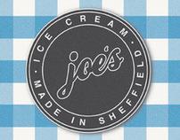 Joe's Ice Cream Branding Proposal