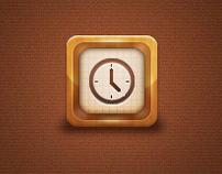 Android Clock Widget App