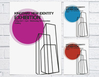 Kingsway Exhibition Poster