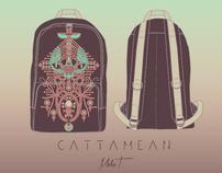 cattamean backpack design
