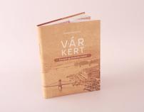 Várkert book design