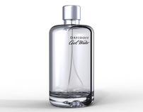 Perfume Bottle for Davidoff