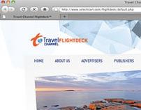 Travel Channel FlightDeck