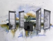 The Surrealist's Bedroom Series