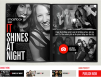 Smashbox, Click You're It! Facebook application