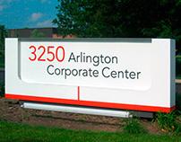 Arlington Corporate Center Signage