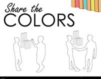 SHARE THE COLORS CHAIR
