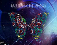 Butterfly in Space