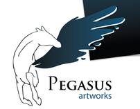 Pegasus Artwork (Identidade Visual)