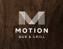 Motion Bar & Grill Brand