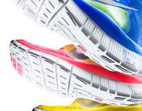 Nike Free Summer 2012