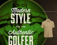Ashworth Golf Digital Campaign