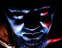 Kratos(God of War) DCE 2012 cosplay winner