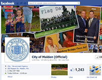 User Research Project: City of Malden Social Media