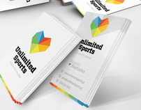 Unlimited Sports (Corporate Identity)