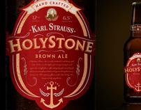 Karl Strauss Label Concepts