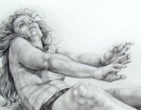 Dance drawing - series 2