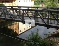 installation of aluminiumbridges