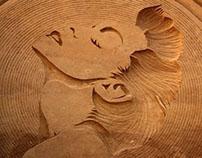 Sculptures Sand / Fiesa 2012