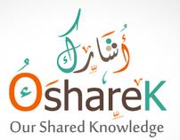 Osharek Logos