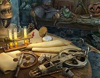 Hidden Object Games Artwork