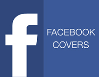 Typography: Facebook Covers