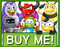 Mascots For Sale!